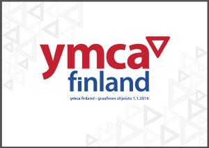YMCA Finland graafinen ohjeisto